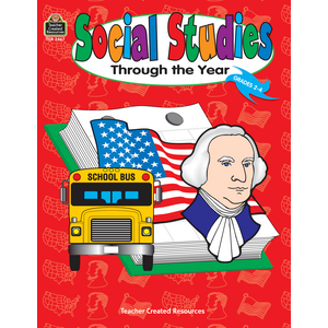 TCR2467 Social Studies Through the Year Image