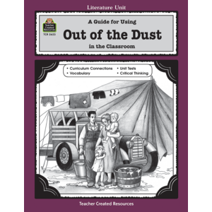 TCR2623 A Guide for Using Out of the Dust in the Classroom Image