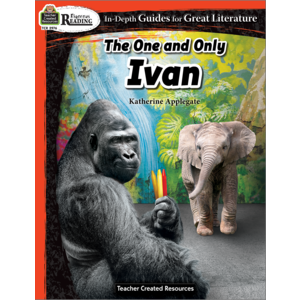 TCR2976 Rigorous Reading: The One and Only Ivan Image