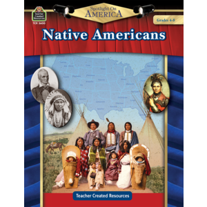 TCR3600 Spotlight On America: Native Americans Image