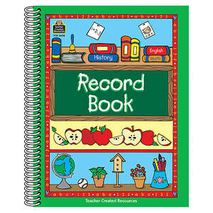 TCR3628 Record Book Image