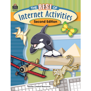TCR3804 The Best of Internet Activities, Second Edition Image