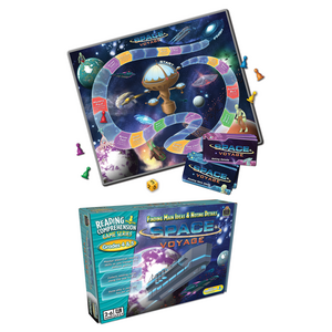 TCR7824 Space Voyage Game Grade 4-5 Image