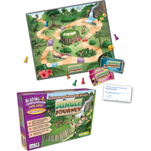 TCR7829 Jungle Journey Game Grade 2-3 Image