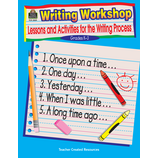 Writing Workshop Grade K-3
