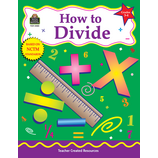 How to Divide, Grades 3-4