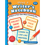 Using A Writer's Notebook Grade 3-4