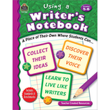 Using A Writer's Notebook Grade 5-6