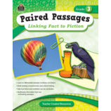 Paired Passages: Linking Fact to Fiction Grade 3