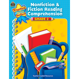 Nonfiction & Fiction Reading Comprehension Grade 2