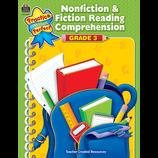 Nonfiction & Fiction Reading Comprehension Grade 3