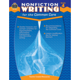 Nonfiction Writing for the Common Core Grade 4