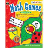 Full-Color Math Games