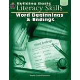 Building Basic Literacy Skills: Word Beginnings & Endings