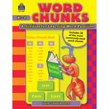 Word Chunks: Activities for Learning Word Families