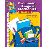 Grammar, Usage & Mechanics Grade 4
