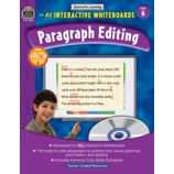 Interactive Learning: Paragraph Editing Grade 6
