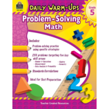Daily Warm-Ups: Problem Solving Math Grade 5
