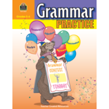 Grammar Practice for Grades 5-6