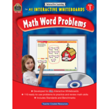 Interactive Learning: Math Word Problems Grade 1