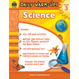 Daily Warm-Ups: Science Grade 3