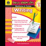 Daily Warm-Ups: Nonfiction & Fiction Writing Grade 1