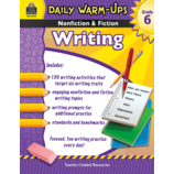 Daily Warm-Ups: Nonfiction & Fiction Writing Grade 6