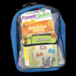 Preparing For Kindergarten Backpack