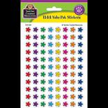 Smiley Stars Mini Stickers Valu-Pak