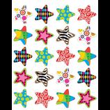 Fancy Stars Stickers