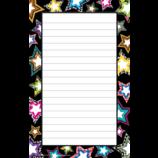 Fancy Stars Notepad