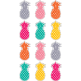 Tropical Punch Pineapples Mini Accents