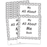 My Own All About Me Book 10-Pack