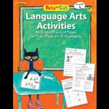 Pete the Cat Language Arts Activities Grade 1