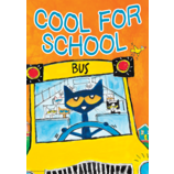 Pete the Cat Cool For School Positive Poster