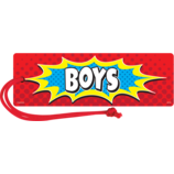 Superhero Magnetic Boys Pass