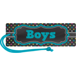 Chalkboard Brights Magnetic Boys Pass