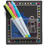 Clingy Thingies Chalkboard Brights Storage Pocket