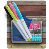 Clingy Thingies Home Sweet Classroom Storage Pocket