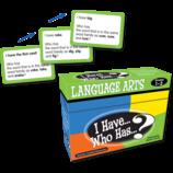 I Have, Who Has Language Arts Game Grade 1-2