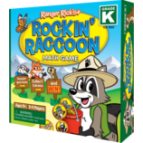 Ranger Rick Rockin' Raccoon Math Game Grade K