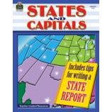 States and Capitals Grade 4-5