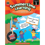 Summertime Learning Grade 1 - Spanish Directions