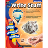 The Write Stuff Grade 2