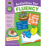 Activities for Fluency, Grades 5-6