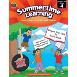 Summertime Learning Grade 4 - Spanish Directions