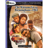 Rigorous Reading: The Watsons Go to Birmingham - 1963