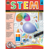 STEM: Engaging Hands-On Challenges Using Everyday Materials Grade 4