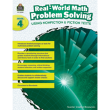 Real-World Math Problem Solving Grade 4