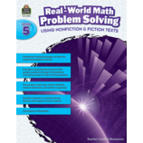 Real-World Math Problem Solving Grade 5